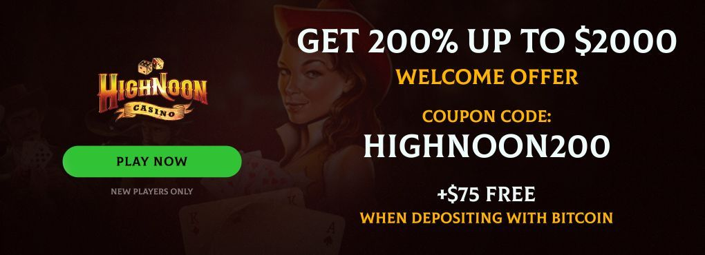 Shoot 'Em up at High Noon Casino