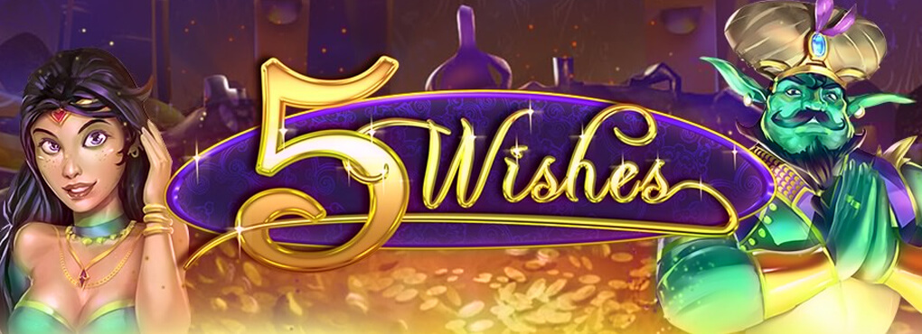 5 Wishes Slots