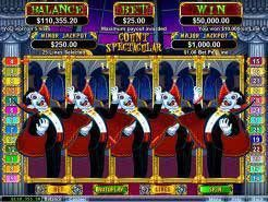 Count Spectacular Slots