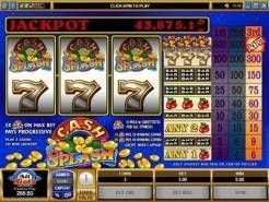 Cash Splash 3 Reel Slots