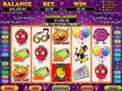 Fruit Frenzy Slots