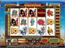 Conan the Barbarian Slots