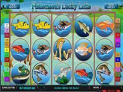 Fishermen's Lucky Lake Slots