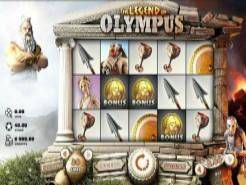The Legend of Olympus Slots