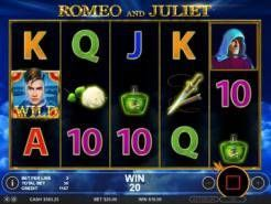 Romeo and Juliet Slots