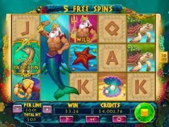 Atlantic Treasures Slots
