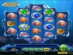 Mermaid's Diamond Slots