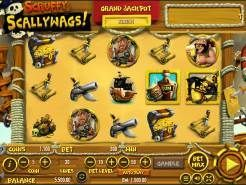 Scruffy Scallywags Slots