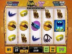 Batman and Catwoman Cash Slots