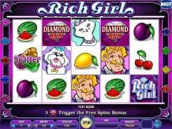 She's a Rich Girl Slots