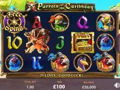 Parrots of the Caribbean Slots