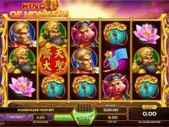 King Of Monkeys Slots