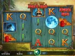 Wicked Tales: Dark Red Slots