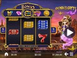 Genie's Gifts Slots