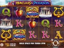 Hercules and Pegasus Slots
