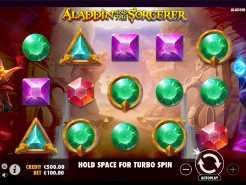 Aladdin and the Sorcerer Slots