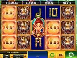 Legacy Of The Tiger Slots